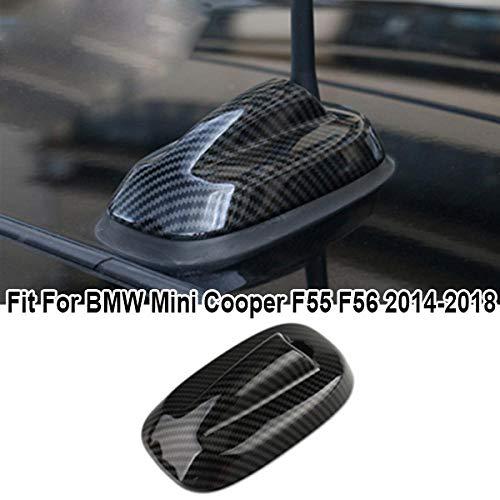 Piaobaige Antena Aleta tiburón,para BMW Mini Cooper F55 F56 2014-18 Cubierta de...
