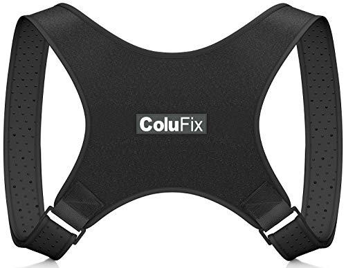 HEGG ColuFix | Rückenstütze für Männer und Frauen | Haltungskorrektur & Geradehalter im Alltag + Sport
