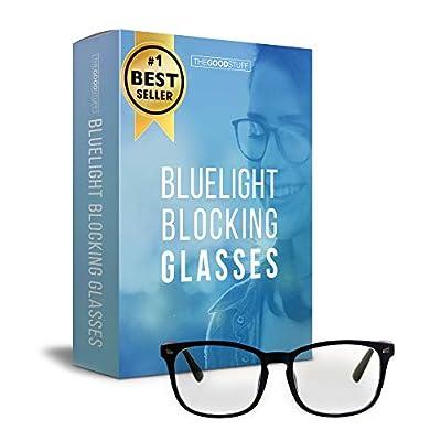 Glasses for Computer Eye Strain (Blue Light Blo...