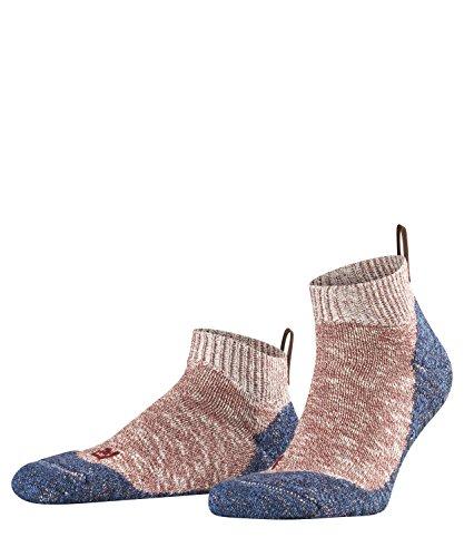FALKE Herren Lodge Homepad M HP Hausschuh-Socken, Blickdicht, Rot (Oxford 8430), 39-40 (UK 5.5-6.5 Ι US 6.5-7.5)
