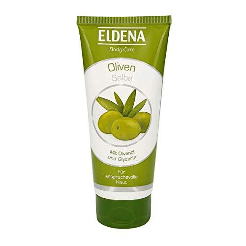Eldena Body Care OLIVEN Salbe mit Olivenöl und Glycerin für anspruchsvolle Haut 100 ml