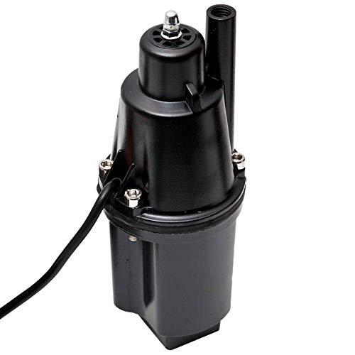Ø 98 mm 300 W Alu Wasserpumpe Tauchpumpe Membranpumpe Brunnenpumpe Gartenpumpe