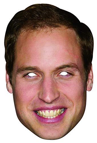 Prince William/Duke of Cambridge mask