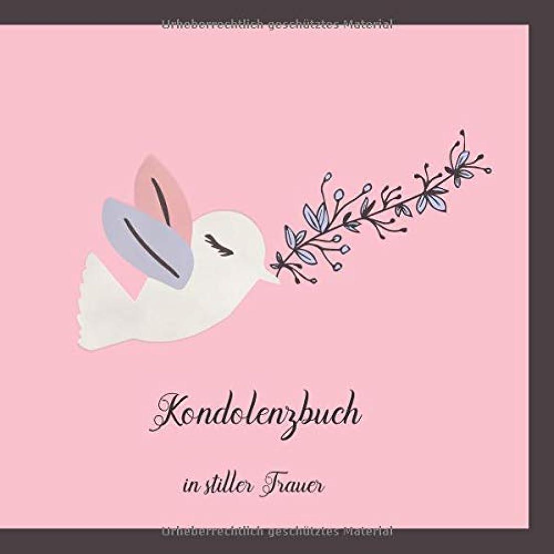 線騒々しい三角形Kondolenzbuch - in stiller Trauer: Trauer und Mitgefuehl zeigen - zum Auslegen fuer Trauergaeste auf einer Trauerfeier - im Krankenhaus - Beerdigung - fuer liebevolle Worte und Erinnerungen