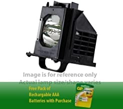TV lamp for Mitsubishi WD73837 180 Watt RPTV Replacement