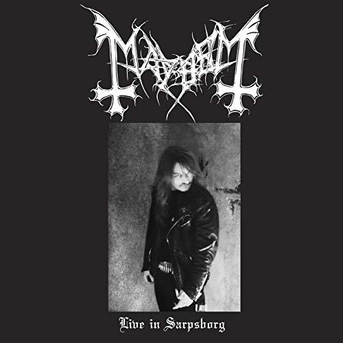 Mayhem: Live in Sarpsborg (Audio CD (Live))