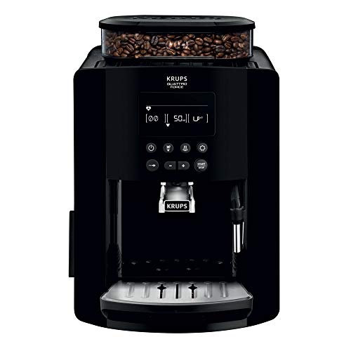 Krups Robot Cafe Full Auto 15 Bars 1.7L Noir
