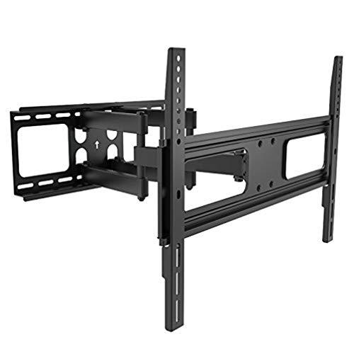 Metronic 45106-Supporto a parete girevole e inclinabile per TV da 42  a 65 , colore: nero