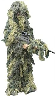 Ultimate Arms Gear Tactical Military Hunting Sniper Special Ops Woodland Camo Camouflage Deluxe Ghillie Full Body Suit
