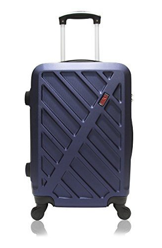 Hero Hierro koffer, 76 cm, 93 liter, blauw (blauw)