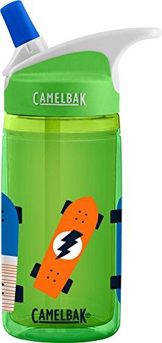 Camelbak Kinder Eddy Kids Trinkflasche 0.4L isoliert Wasserflaschen, Skateboards, 400ml