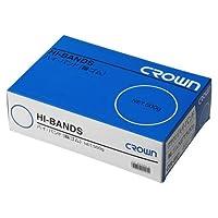 (まとめ買い) クラウン ハイバンド(輪ゴム)箱入 500g CR-BD220-5-AM 【×3】