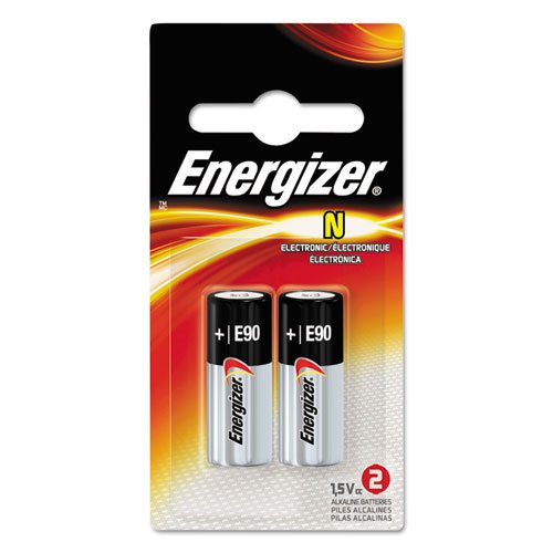 Energizer - Watch/Electronic/Specialty Batteries, N, 2 Batteries/Pack - Sold As 1 Pack - Designed for small electronics and watches.