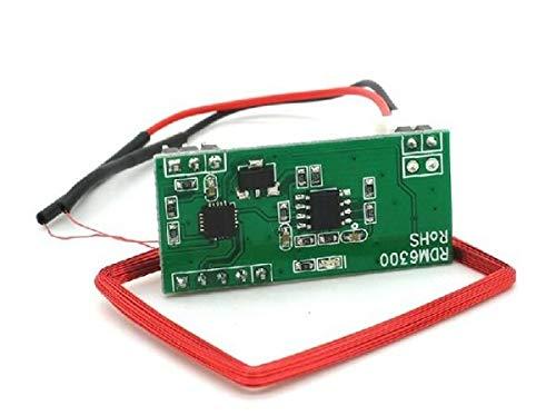 YONEIX RDM630 125 KHZ EM4100 RFID Card Read Module UART Serial Output for Arduino