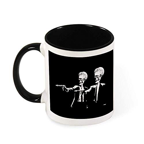 Mars Attacks Tim Burton Pulp Fiction Ceramic Coffee Mug Tea Mug,Gift for...