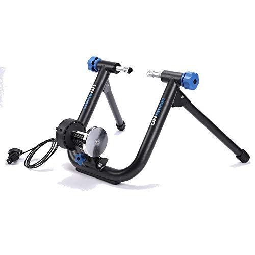 AX Magnético del Soporte de Ciclismo, Alambre de Control Riding Trainer Plataforma...