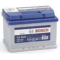 Bosch S4004 Batería de automóvil 60A/h-540A