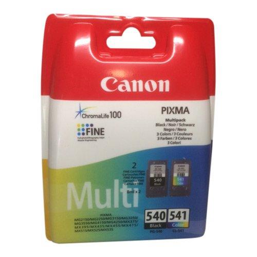 Original Druckerpatronen für Canon Pixma PIXMA MG2150, MG2250, MG3150, MG3250, MG3550, MG3650, MG4150, MG4250, MX375, MX395, MX435, MX475, MX515, MX525, MX535