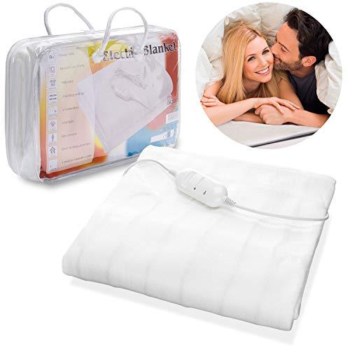 Manta eléctrica calor de cama alfombra calentadora para invernadero el calor para...