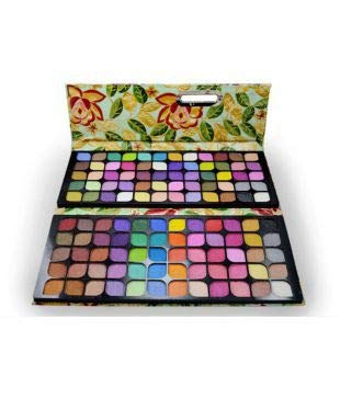 Zohra Collections Miss Gold Makeup Eyeshadow Palette 140 Shade