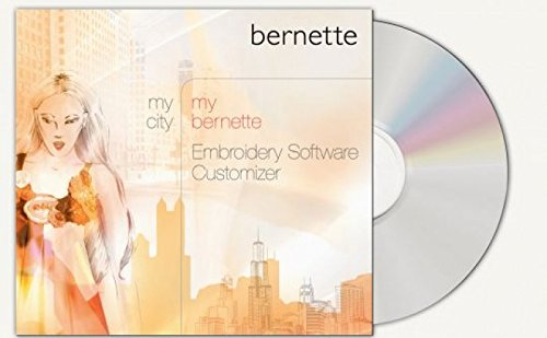 Sticksoftware Embroidery Customizer - Bernette Chicago 7