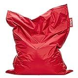 Fatboy® The Original Pouf Poire Bean Bag/Coussin/Fauteuil/canapé d?intérieur XXL | Rouge | 180 x 140 cm