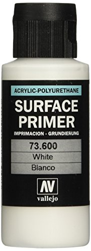 Vallejo Surface Primer White 60ml