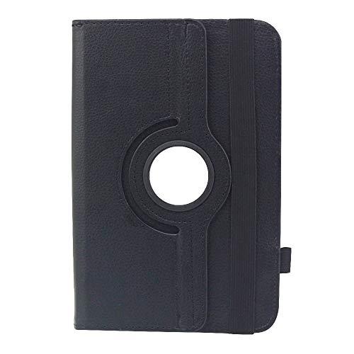 RZL Pad y Tab Fundas para Samsung Galaxy Tab 3 Lite 7.0', 360 Funda giratoria de 7 Pulgadas Cubierta de Tableta para Samsung Galaxy Tab 3 Lite 7.0' T110 T111 T113 TABS A 7 T280 T285 Tab 4 T230 T231