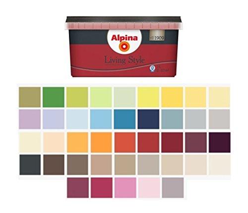 Alpina Living Style, 1 Liter, matt, intensive brown