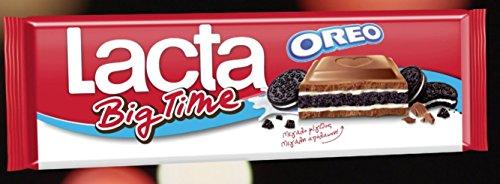 Lacta Big Time Oreo Griechische Schokolade, 320 g