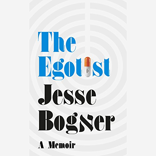 The Egotist audiobook cover art