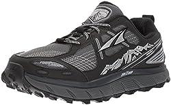 top 10 fell running shoes ALTRA Lone Peak 3.5 Women's Running Shoes, Black, 5.5 B US