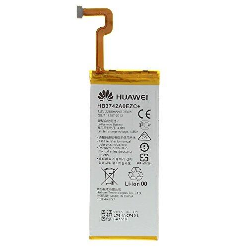 Batteria interna HB3742A0EZC+ 2200 mAh compatibile con Huawei Ascend P8 Lite