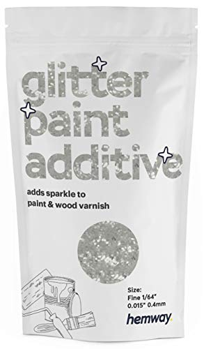 Hemway Glitter verf Additive FINE 1/64