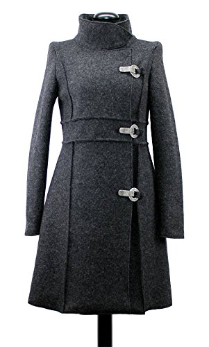 Schnittquelle Damen-Schnittmuster: Mantel Berga (Gr.48) - Einzelgrößenschnittmuster verfügbar von 36 - 52
