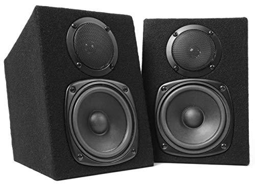 FENTON DMS40 pareja de altavoces pasivos tipo monitor 2 x 100W