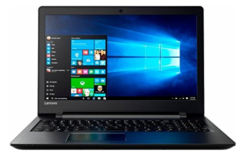 Lenovo IdeaPad Flagship High Performance 15.6 inch HD Laptop PC | A6-7310 Quad-Core | 4GB RAM | 500GB HDD | DVD+/-RW | HDMI | Ethernet | Windows 10 (Black)