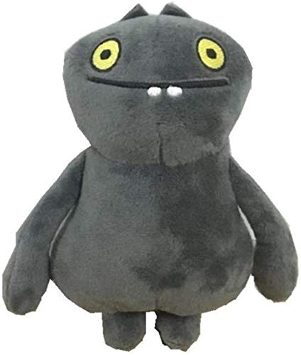 JJWYD Soft Toy 15cm Gray BABO Plush Anime Figures Cartoon Uglydolls Soft Toy Children Stuffed Doll Puppet 3+ Kids Birthday