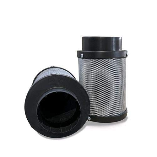 Airontek Filter Aktivkohlefilter Grow 100mm / 300m³/h 36cm