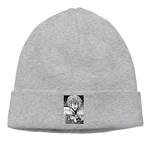 Yuanmeiju Abstrakte Quadrate Mütze Strickmütze Kappe Alle Jahreszeiten Kappen Hüte Manschette Einfache Schädelkappe für Unisex