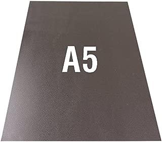 lot de 10 Magnet Expert 10/mm Dia X 1/mm d/épaisseur en acier doux Peinture Blanc disque avec 3/m Autocollant