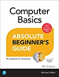 Computer Basics Absolute Beginner's Guide, Windows 10 Edition (9th Edition)