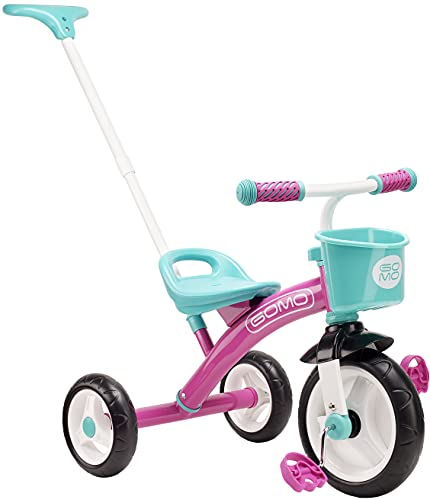 GOMO Kids Tricycles for 2 Year Olds, 3 Year Olds &...