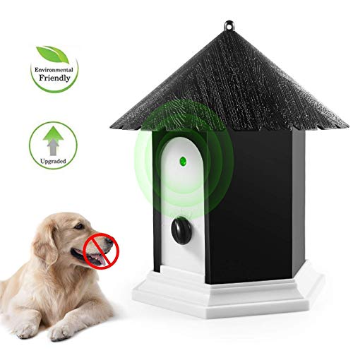 Ankuwa Ultrasonic Anti Barking Dog Repellent