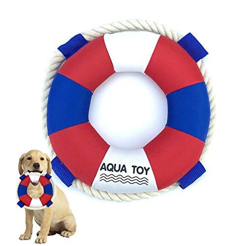 Tierbedarf Hundehalsband Haustier Netter Rettungsring Werfen Training Hundespielzeug Welpe Reinigen Sie Die Zähne Baumwollseil Kauspielzeug Für Kleine Mittelgroße Große Hunde Haustierprodukte, China