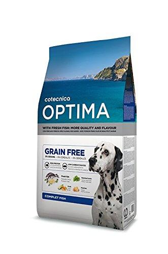 Cotecnica Optima Grain Free Fish Alimento para Perros - 3000 gr