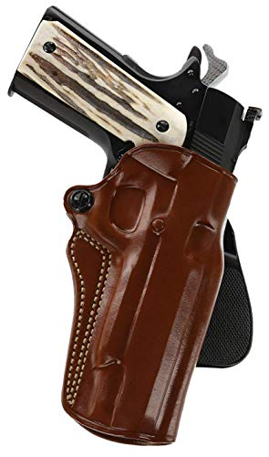 """GALCO - Speed Master 2.0 Paddle/Belt Holster for Ruger LCR 2"""", Right Hand (Black)(SM2-300B)"""