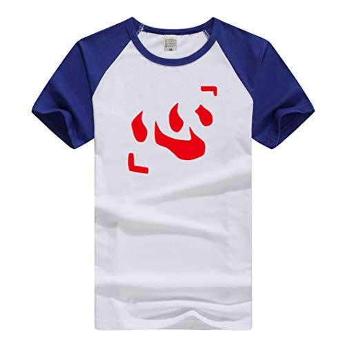 HUNTERxHUNTER ハンターxハンター ネテロ 心 半袖Tシャツ (M)