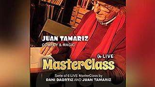 Juan Tamariz Master Class Vol. 3 - DVD