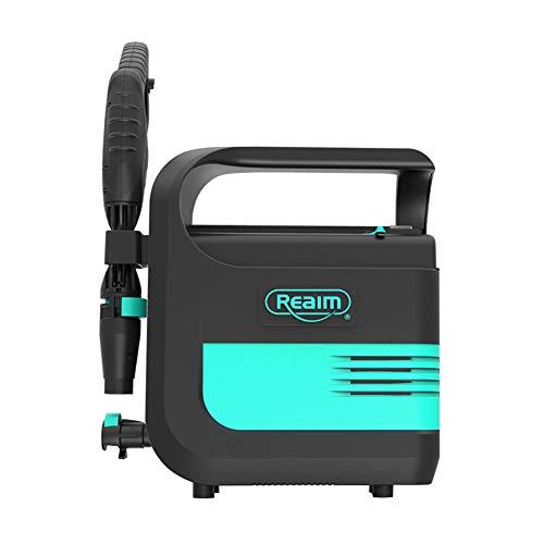 JINER opladen draadloze hogedrukreiniger draagbaar huishouden autowasmachine ingebouwde 4.4Ah lithium batterij voor auto, motorfiets, tuinglas